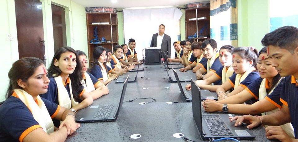 ICT College....